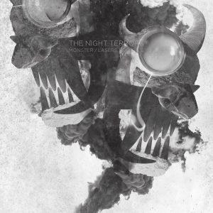 album art Monster Miles Brown Theremin Thereminist Composer The Night Terrors Luke Fraser AHR+ artwork soundtrack vinyl